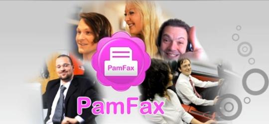 pam fax