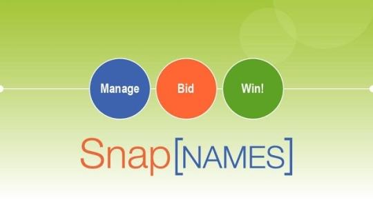 snap names