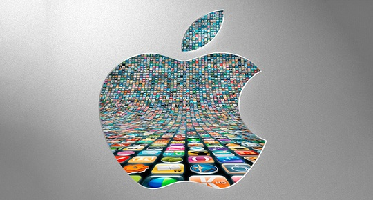 Top 100 Apple aplicaciones