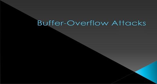 Qué es el Buffer Overflow?