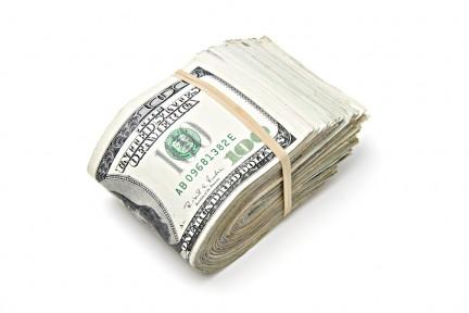 dolares en billetes