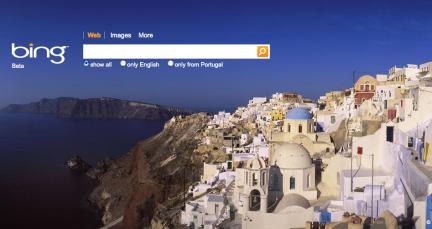Bing buscador Microsoft