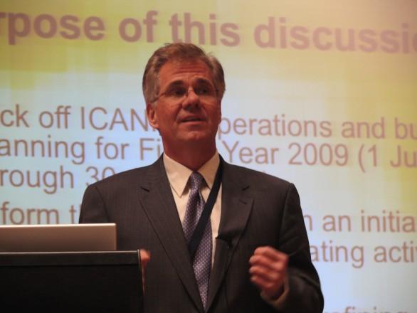 Doug Brent ICANN