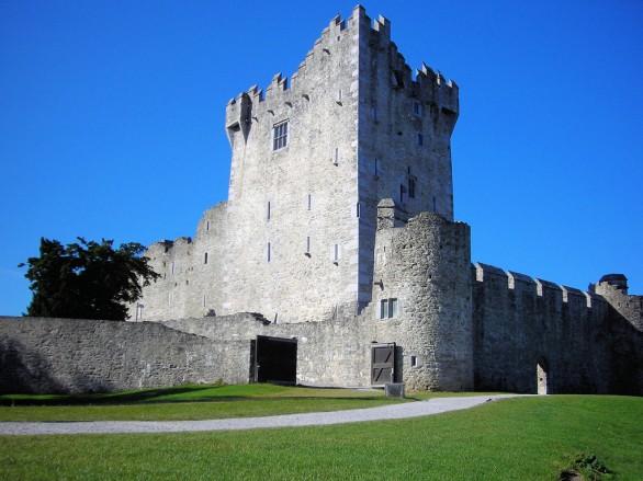 Dominios de Irlanda