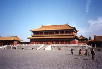 China exterior