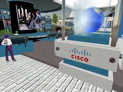Centro de datos Virtual en Second Life