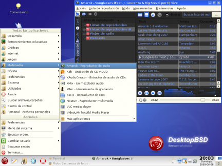 Freebsd desktop