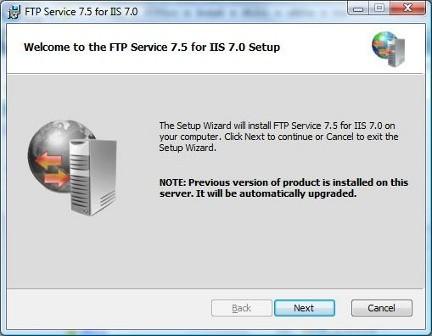 Instalar Ftp IIs Servidores Windows