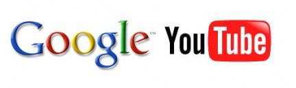 Logo Google y Youtube