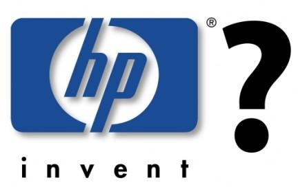 Hp logo invent