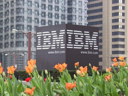 Oficina de IBM en Chicago