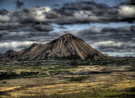 Volcan en Irlanda