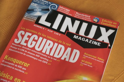 Revista sobre Linux