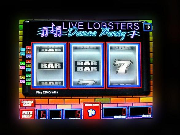 Maquina de juego slots