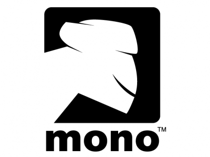 Mono logo de Novell