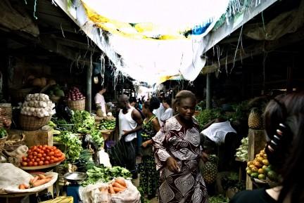 Mercado de Nigeria