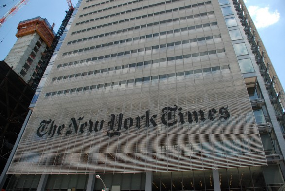 The new york times dominios en disputa