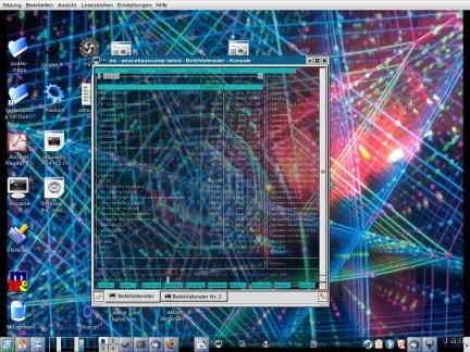 Linux terminal ipv6