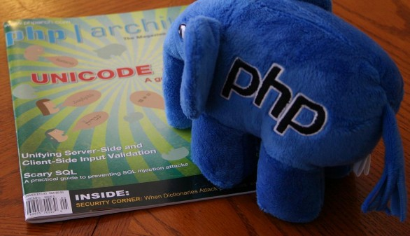 Elefante de PHP
