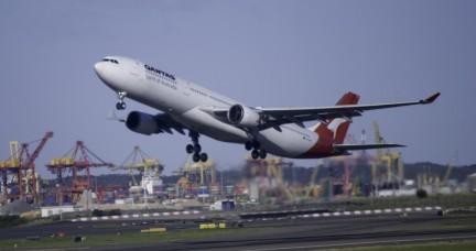 Quantas aerolineas australia