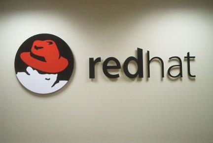 Logo de red hat