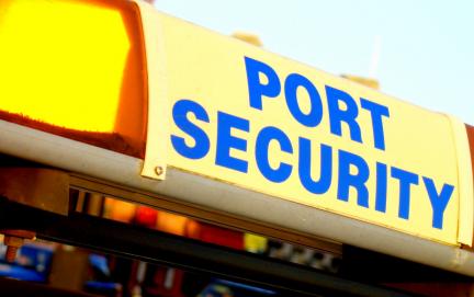Seguridad puerto