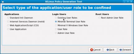 Selinux seguridad servidores
