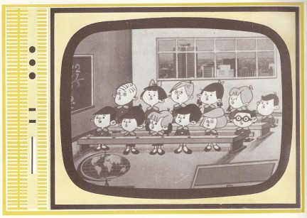 television escolar