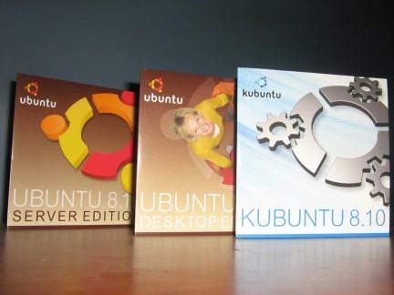 Pack ubuntu