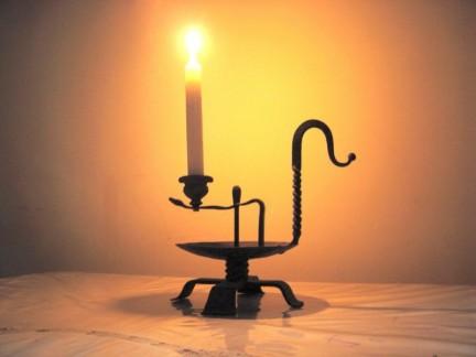 Usabilidad objecto candelabro