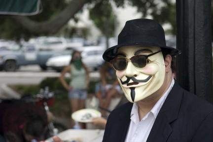 Vendeta máscara