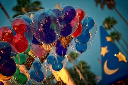 Disney globos