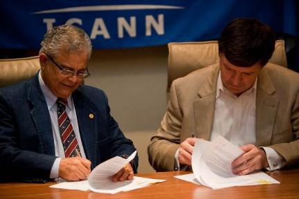 Acuerdo de Icann