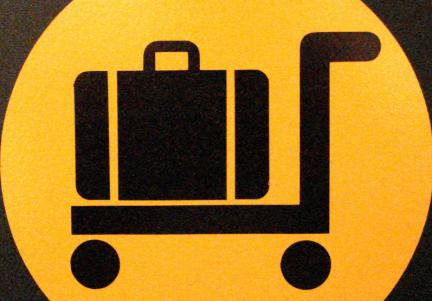 Traslado de maleta