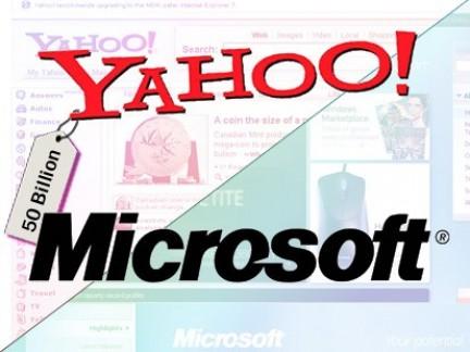 Yahoo comprado por microsoft