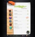 plantillas diseños web mootools templatemonster