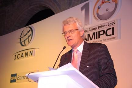 Imagen de un ICANN meeting