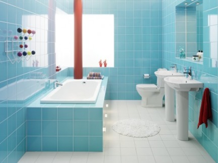 Imagen de un baño