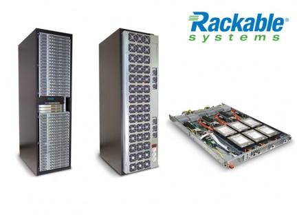 Imagen de CloudRack 2, de Rackable Systems