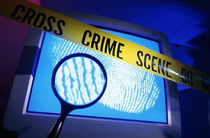 Imagen ilustrativa de crimen online