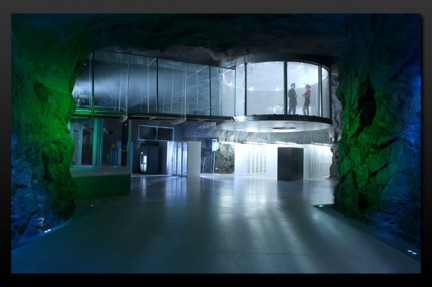 Datacenter de Estocolmo