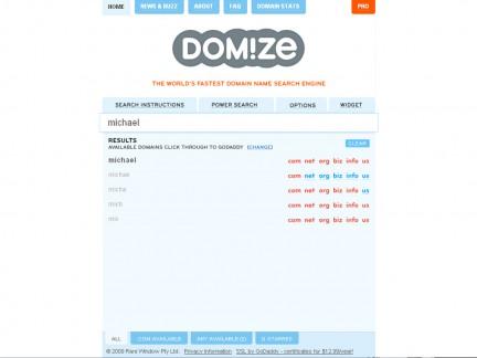 Imagen de Domize