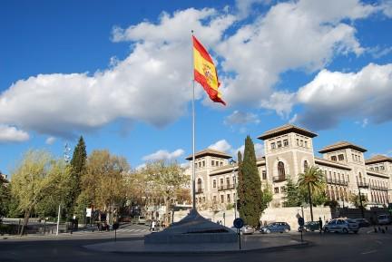 Imagen de la bandera española