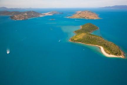 Imagen de la isla de Hamilton