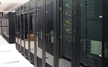 Imagen de un servidor