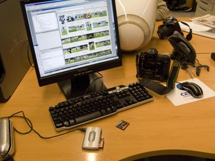 Imagen de un ordenador