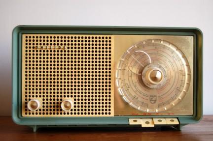 Imagen de una radio