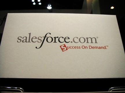 Imagen del logo de salesforce.com
