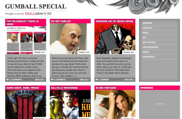 10 temas gratuitos estilo revista para tu blog Wordpress